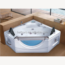 Control panel home product commercial factory price whirlpool massage bathtub (R8711)