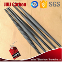 High Quality 3K carbon fiber Squid shape tube speargun, OEM, ODM all kinds of high quality speargun tubes