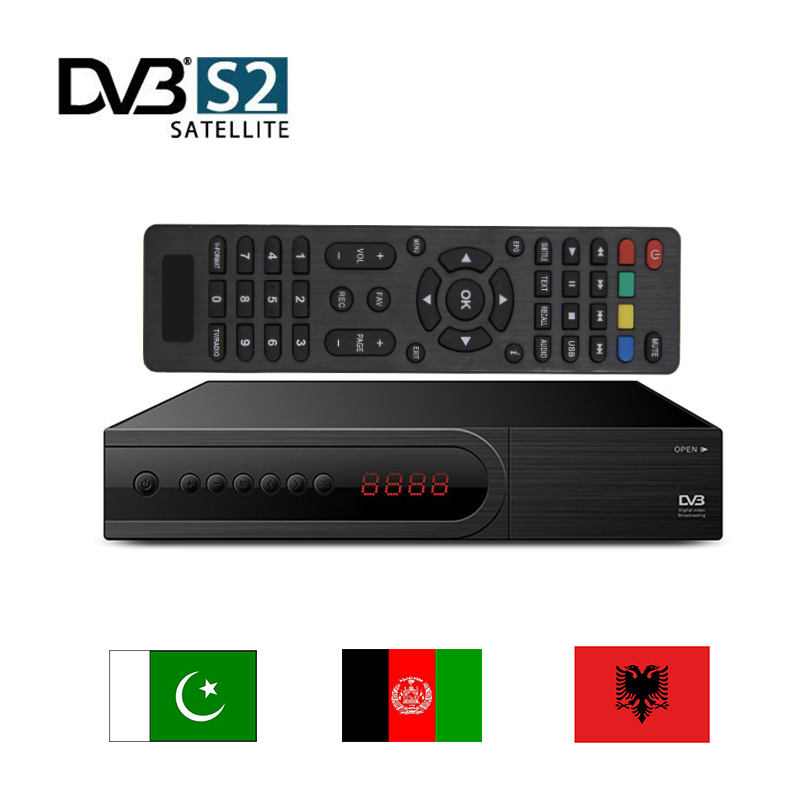 Alibaba bestseller dvb-s2 full hd satellite receiver with biss key powervu cccam for pakistan