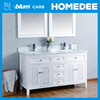 Americia Style Bathroom Furniture Vanities Double