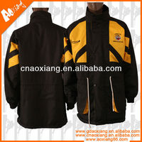 Polyester Winter Jacket for tranning