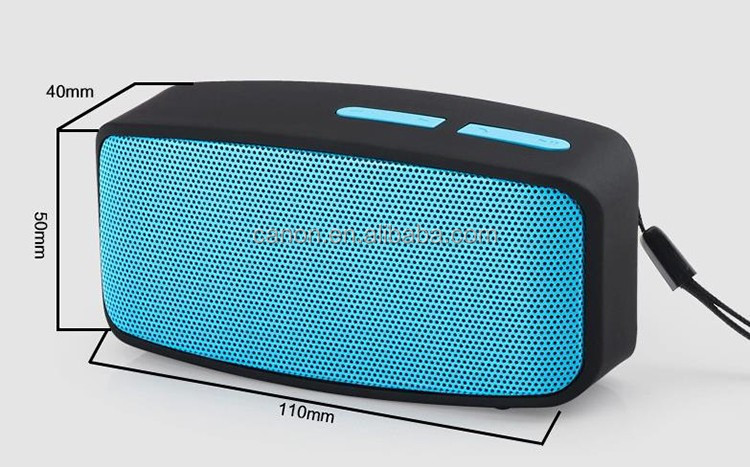 New Hot <strong>N10</strong> Bluetooth speaker Portable wireless speaker support TF card for iPhone 6 iPad all <strong>Mobile</strong> Phones 300PCS/LOT