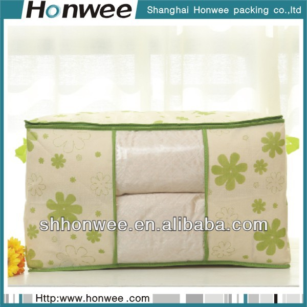 wholesale customize zipper quilt bag plastic packaging bags