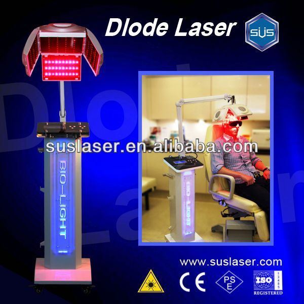 2013 hot! wholesale 650nm laser diode hair grower in china BL005 CE/ISO 650nm laser diode hair grower in china
