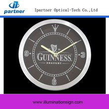 Low Price Low Voltage Led Clock, Led Wall Clock