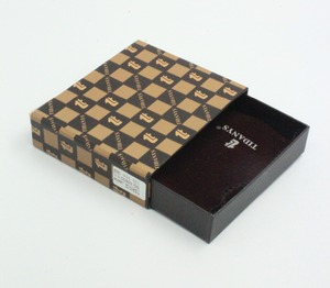 printing logo custom cardboard sunglasses storage boxes