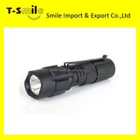 High quality portable flashlight bailong