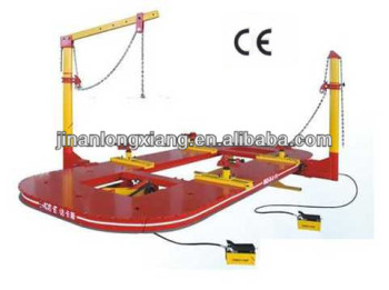 frame machine measuring system