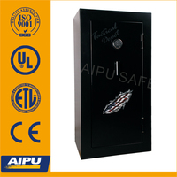 Fireproof gun safe with UL listed Group 2 Lagard combination lock RGS592818-C/gun safe/gun safe cabinet/safe gun