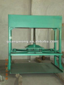 Flatten machine/Pressboard machine/Flatten corrugated paper pressing machine