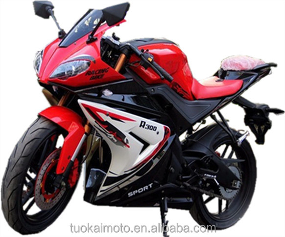 300cc water-cooling racing motorcycle/300cc sport motorbike (TKM300-A2)