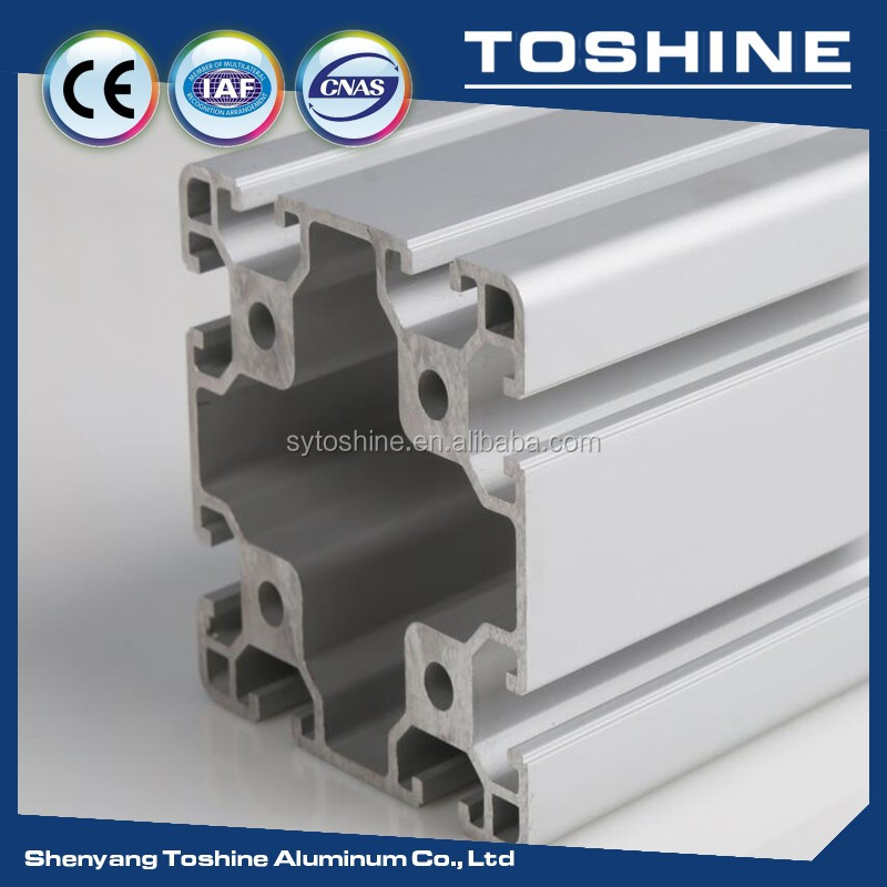 Aluminum Extrusion Profile For Machine Base/Safety Guard