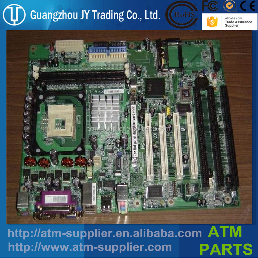 New Original NCR ATM Machines 009-0020183 P4 Motherboard