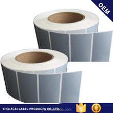 Direct thermal label roll adhesive label sticker