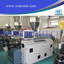 pvc pipe manufacturing machine extrusion unit