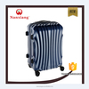 2016 design ABS PC hard shell trolley luggage set