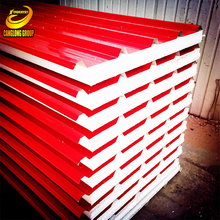 Heat insulation weather proof exterior insulated wall sandwich panel