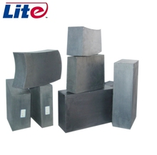 Hot sale The Best and Cheapest magnesia-carbon ladle brick Sale