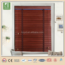 Chinese 50MM wooden venetian blinds parts