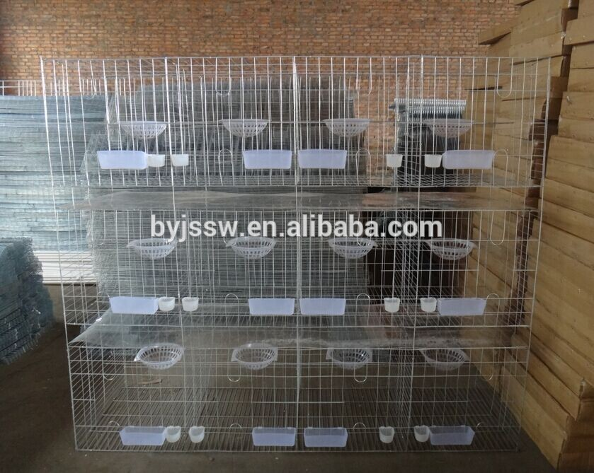 2017 Hot Selling Pigeon Breeding Cage From China Factory/OEM