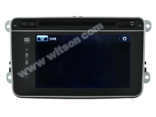 WITSON ANDROID 4.2 VW POLO 2010/PASSAT CC/SCIROCCO 2008-2011 NAVIGATION DVD WITH A9 CHIPSET