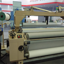Textile industry shuttleless water jet spinning machine loom