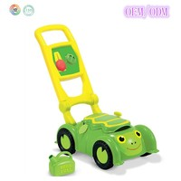 Dongguan ICTI Factory Hot Sale Kids Garden Play Toy , New Lawn Mover Toys For Kids