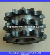 ANSI standard 1045 New type double sprocket for tractor