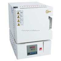 High Efficiency Ceramic Fibre Lab Muffle