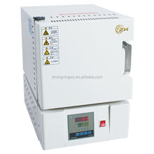 High-efficiency ceramic fibre lab Muffle Furnace