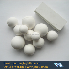 active alumina oxide ball 92% in ceramic