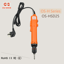 OS-HSD25 H1/4 carbon brush replaceable full-auto AC220V adjustable torque electric screwdriver without power controller