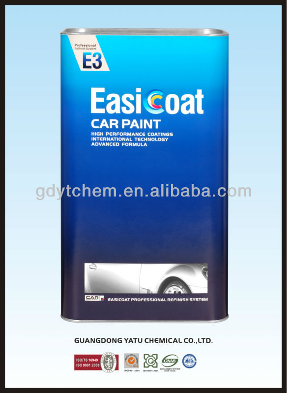 Auto Paint EASICOAT Series Hardener