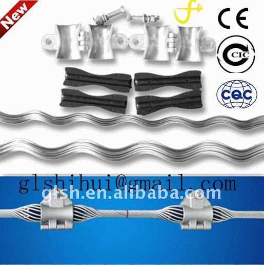 ADSS suspenin clip cable hardware