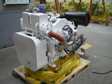 Marine engine for ship