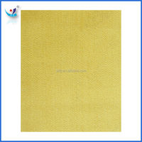 Polyimide water and oil repellent dust filter cloth