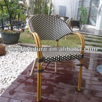 Bamboo Rattan Chair Patio Furniture Factory