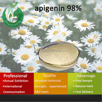 Chamomile plant herbal/natural chamomile extract/apigenin 98%