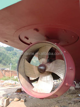 Fixed Pitch and Controllable Pitch (CPP) Marine Tunnel Thruster (TT)