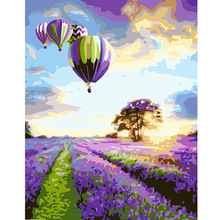 Nice scenery Wall Sticker Home Decor 3D oil painting for kid room