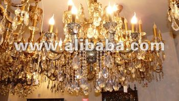 syrian style chandelier's
