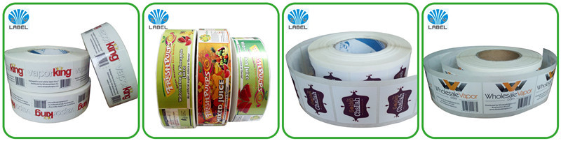 Manufacturer Custom Vinyl Logo Sticker Label,Adhesive Waterproof Custom Label Sticker With Logo Printed
