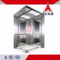 2016 New Design Factory Direct Sale Elevator Company Passenger lift
