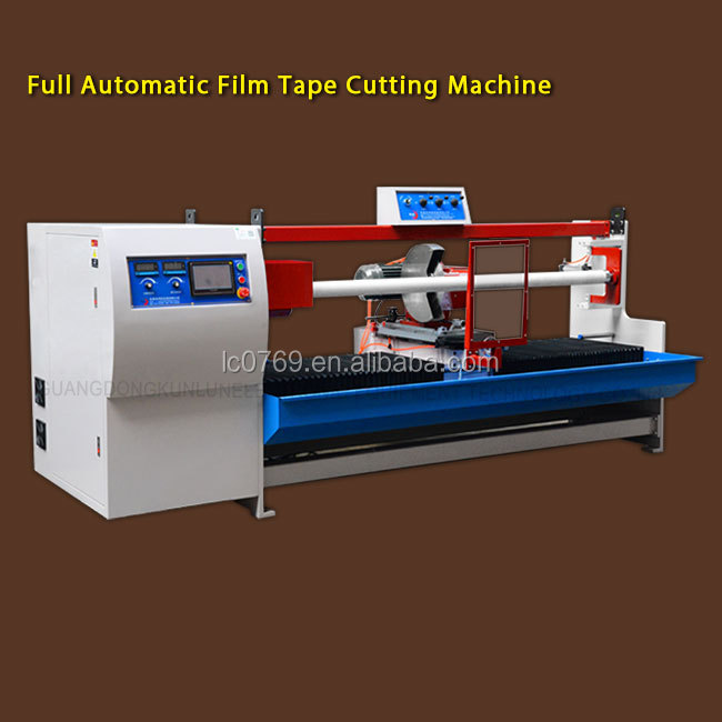 Factory KL-1300 semi-automatic double sided tape cutting machine