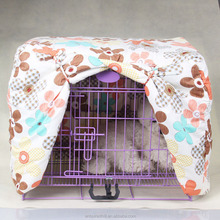 2016 new design hot sale dog crate cover