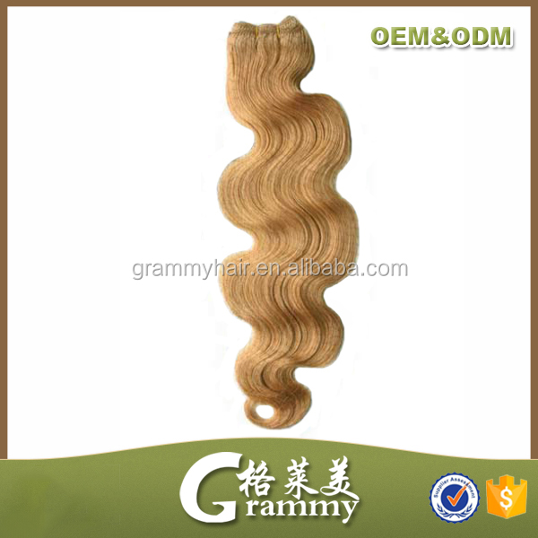 alli express body wave blonde color remy human hair bulk/hiar weft/hair extension