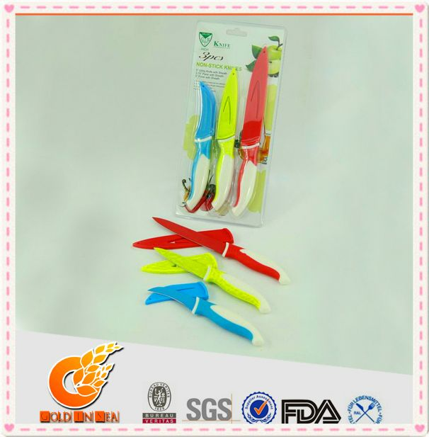 Exquisite workmanship ceramic outdoor knife(KN12643)