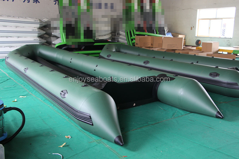 Champion boats wholesale Ocean large Inflatable 6m------10m boats with engine motor outboard for 30 persons 1.5mm PVC !!!
