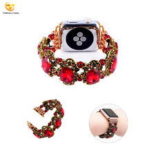 Ladies 38mm strap 42 metal Bracelet for apple watch iwatch band