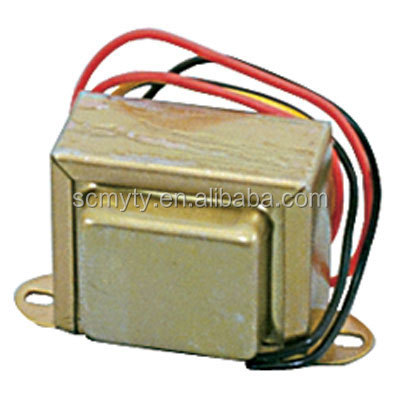UL standard Power Transformer with metal housing